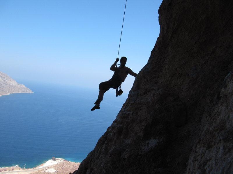Rock Climbing Photo: Kalymnos