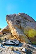 Rock Climbing Photo: Only Child boulder
