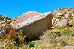Rock Climbing Photo: heel hook traverse