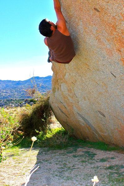Rock Climbing Photo: hht