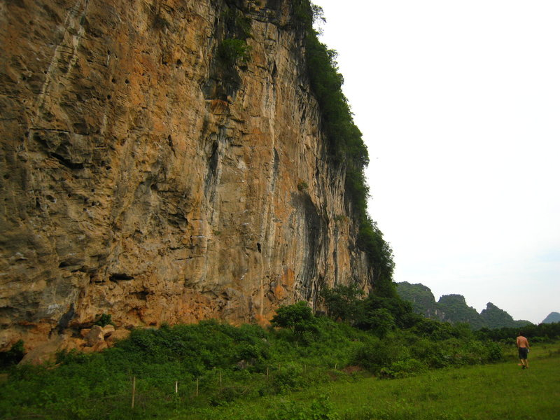 Best area in Yangshuo
