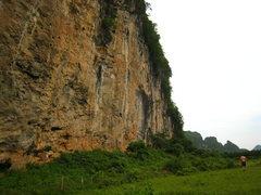 Rock Climbing Photo: Best area in Yangshuo