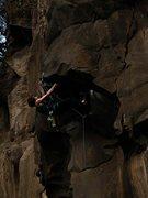 Rock Climbing Photo: Fun roof