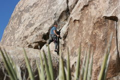 Rock Climbing Photo: Kevin Graves on Lazy Day.