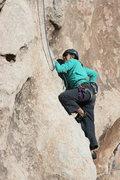 Rock Climbing Photo: Agina on Lazy Day.