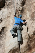 Rock Climbing Photo: Kevin Aris on Lazy day.