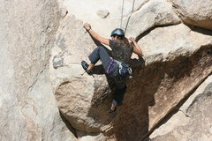 Rock Climbing Photo: Agina on Garden Angel.
