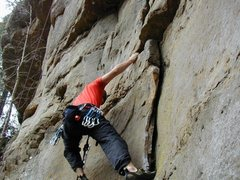 Rock Climbing Photo: RRG, KY