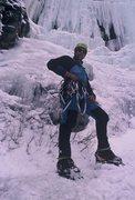 Rock Climbing Photo: Jay-man and The Shroud.