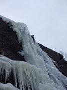 Rock Climbing Photo: Steep and pumpy!