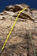 Rock Climbing Photo: Shelfish.