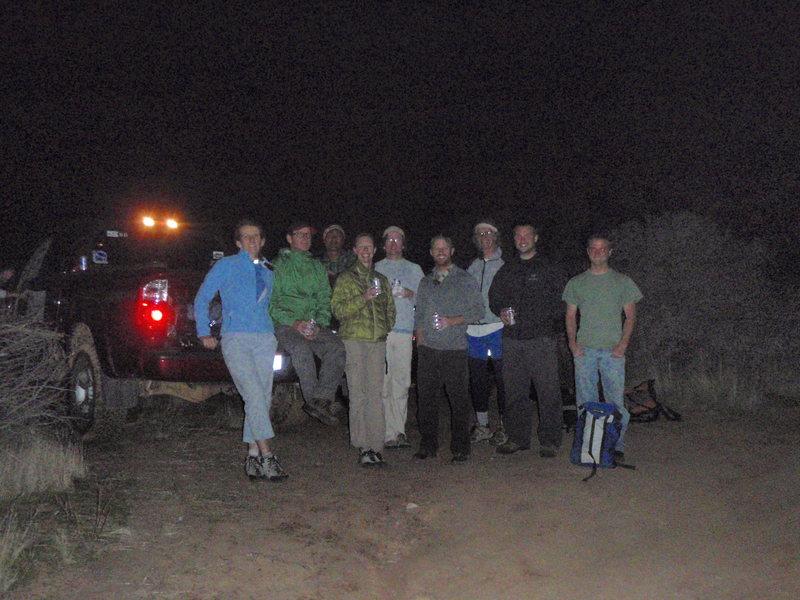 Rock Climbing Photo: Corte Madera with Fred Maki December 11, 2010