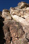 Rock Climbing Photo: Stupid, Loudmouth, Idiot Moron.
