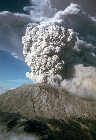 07-22-1980 eruption.<br> Wikipedia photo.