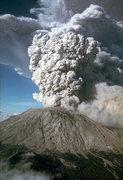 Rock Climbing Photo: 07-22-1980 eruption. Wikipedia photo.