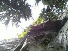 Rock Climbing Photo: The Humbling