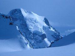 Rock Climbing Photo: Mount Sir Sanford Photo by Wikipedia contributor T...