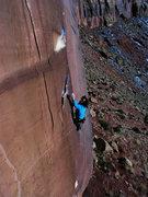 Rock Climbing Photo: The Dyno