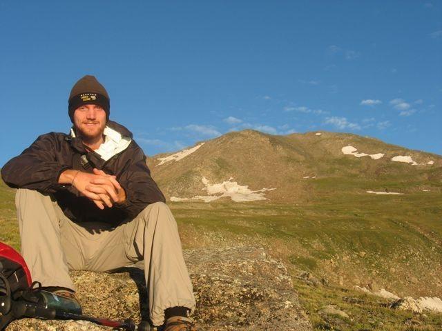 Photo taken on the Mt Massive Trail.