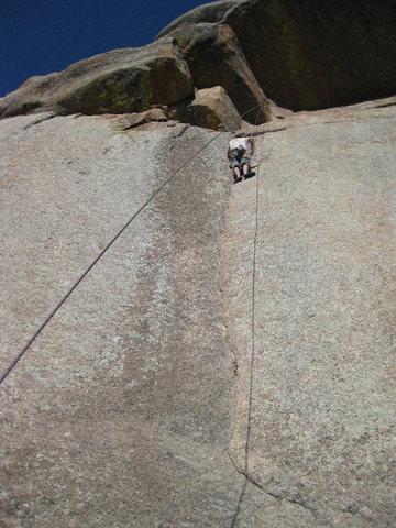 Rock Climbing Photo: #2?