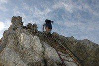 Rock Climbing Photo: Kletter!
