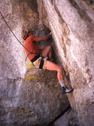 "Rock Climbing Photo: Grant Hiskes on ""Pot Luck"", 1980. Photo ..."