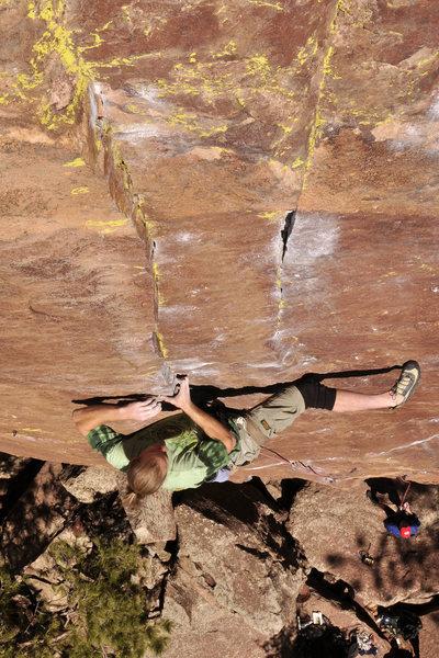 Rock Climbing Photo: More fun on E