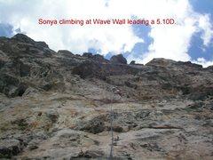 Rock Climbing Photo: good climb