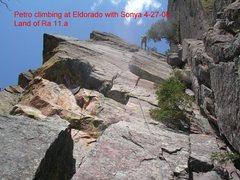 Rock Climbing Photo: somewhere???