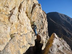 Rock Climbing Photo: As if we didn't have enough O-town adventure, we d...