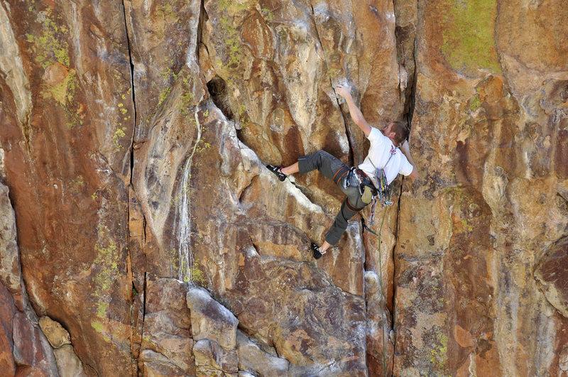 Eldorado Canyon<br> Cody Scarpella, Sequential