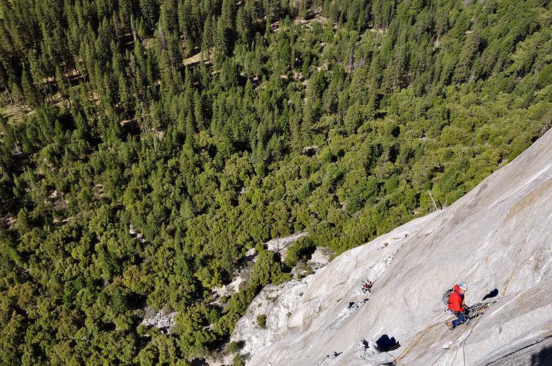 Rock Climbing Photo: Robert Grazanka El Cap