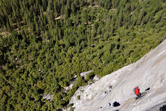 Rock Climbing Photo: Robert Grazanka El Cap