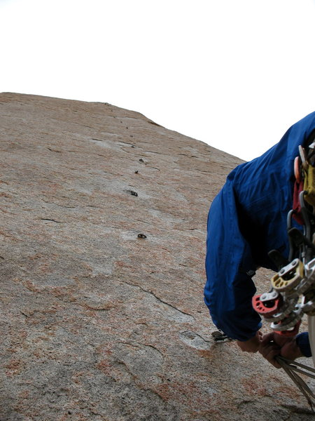 Rock Climbing Photo: The Super Air ladder