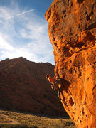Rock Climbing Photo: DogHouseArete ! 11b