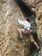 Rock Climbing Photo: Briançon, France, August 2009. Some amazing climb...
