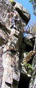 Rock Climbing Photo: climbing at my hometown (Thunder Bay, Ontario)
