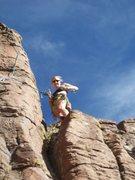 Rock Climbing Photo: Ledge on Windy Pee.