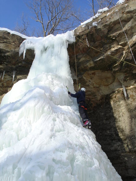 Rock Climbing Photo: Falls