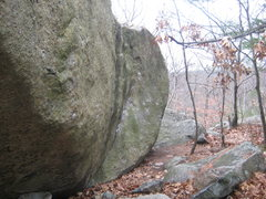 Rock Climbing Photo: Great geometry.
