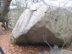 Rock Climbing Photo: Another angle of the arete project....