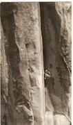 Rock Climbing Photo: Dissenting times.