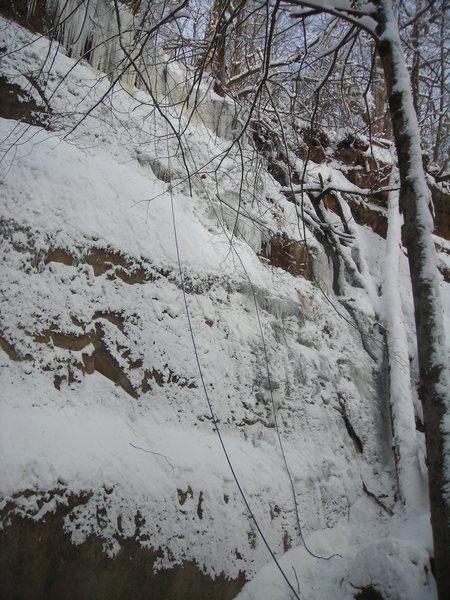Govner Dodge SP Steven's Falls amp right side Dec 18th- 2010.