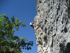 Rock Climbing Photo: American Fork