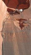 Rock Climbing Photo: avoiding the plan