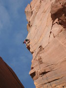 Rock Climbing Photo: Route: Learning to Crawl