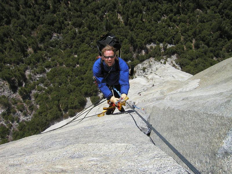 The Nose El Cap