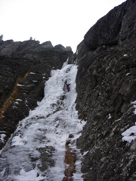 Rock Climbing Photo: Ribbon