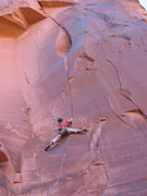 Rock Climbing Photo: Ferg on Skin Walker
