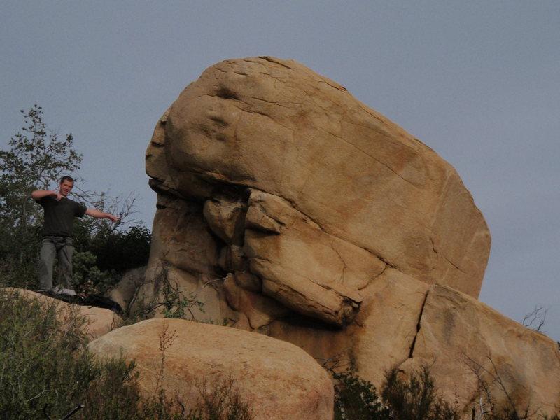 Event Horizon Boulder